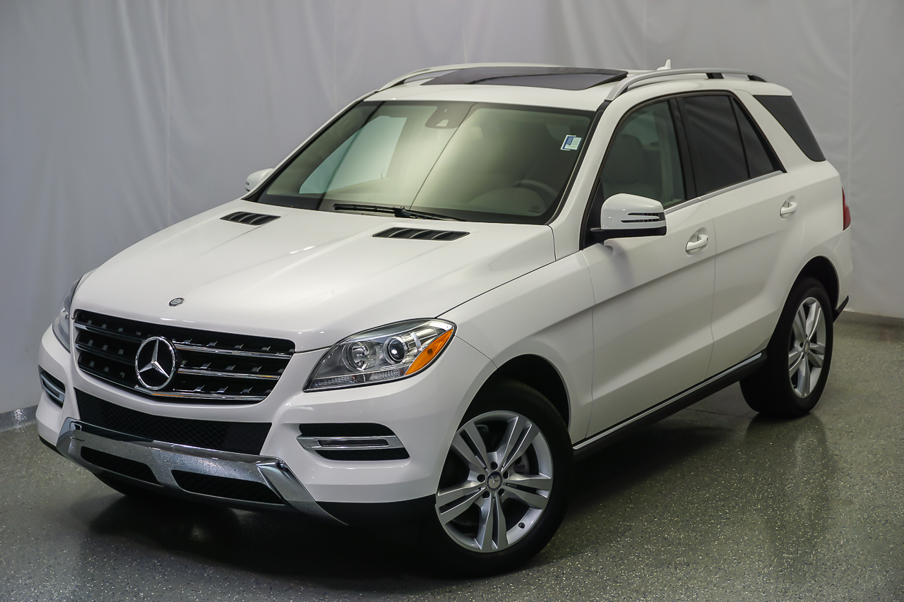 Pre owned 2015 mercedes benz m class ml350 suv near for Mercedes benz buckhead preowned