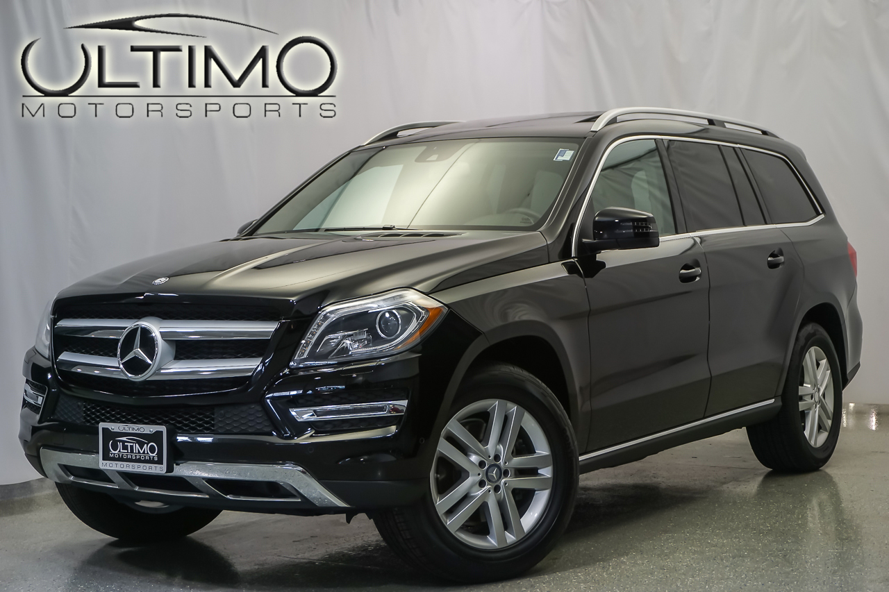 Pre owned 2014 mercedes benz gl class gl350 bluetec suv for Mercedes benz of westmont inventory